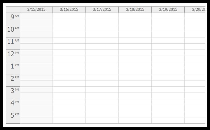 Calendario de eventos con AngularJS  Programación en Castellano